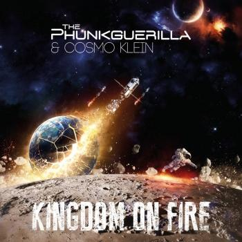 Cover Kingdom on Fire