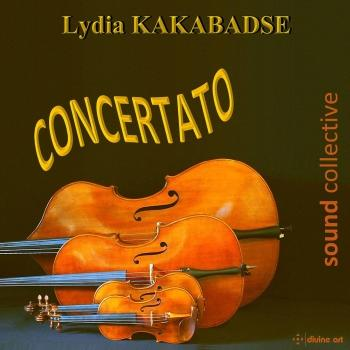Cover Lydia Kakabadse: Concertato