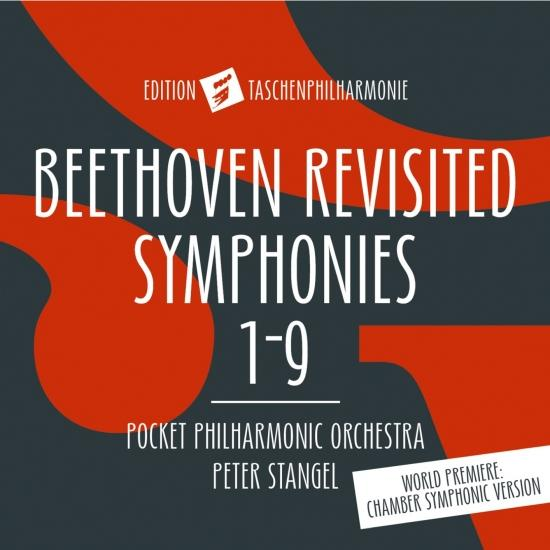Cover Beethoven: Revisited Symphonies 1-9