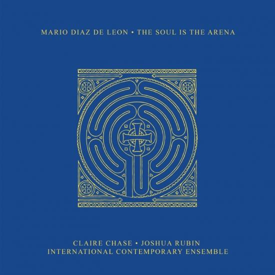 Cover The Soul Is the Arena
