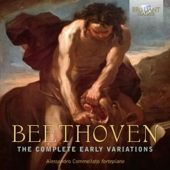 Cover Beethoven: The Complete Early Variations