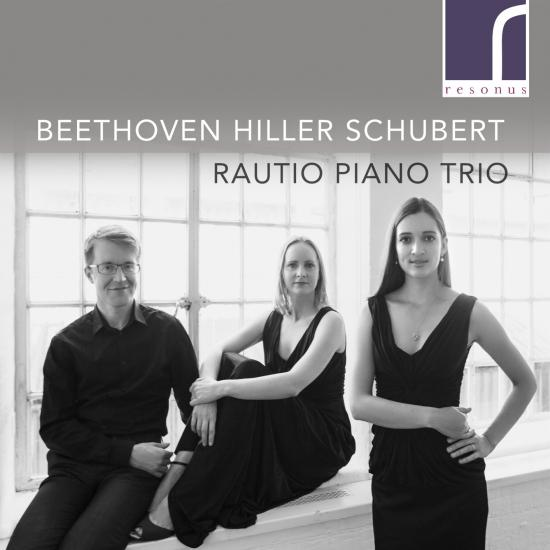 Cover Beethoven, Hiller & Schubert: Works for Piano Trio
