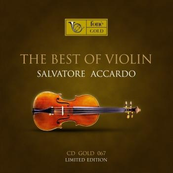 Cover The Best Of Violin