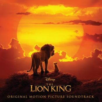 Cover The Lion King (Original Motion Picture Soundtrack)