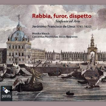 Cover Lima: Rabbia, furor, dispetto Sinfonie ed Arie