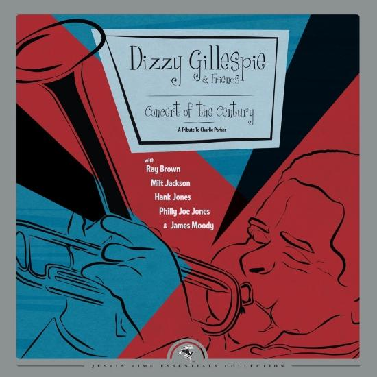 Cover Dizzy Gillespie & Friends: Concert of the Century - A Tribute to Charlie Parker