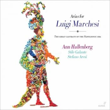 Cover Arias for Luigi Marchesi