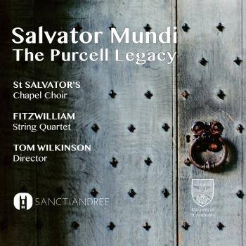 Cover Salvator Mundi - The Purcell Legacy