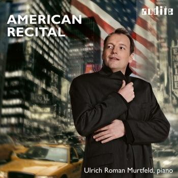 Cover American Recital
