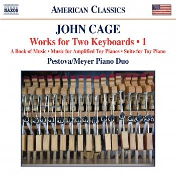 Cage: Works for 2 Keyboards, Vol. 1