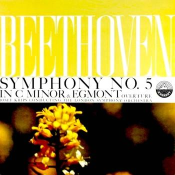 Cover Beethoven: Symphony No. 5 in C Minor, Op. 67 & Egmont Overture (Remastered)