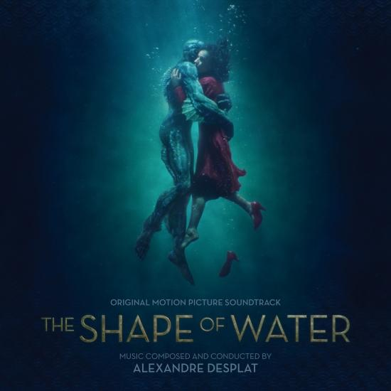 Cover The Shape Of Water (Original Motion Picture Soundtrack)