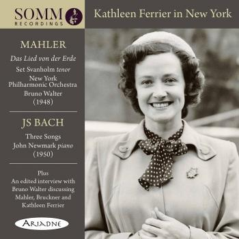 Cover Kathleen Ferrier in New York (Remastered)