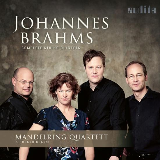 Cover Brahms: Complete String Quintets