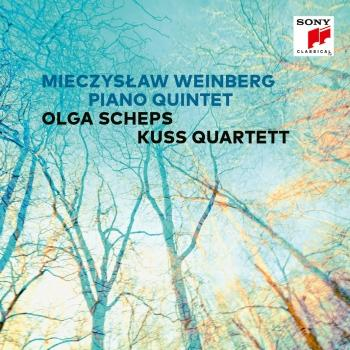 Cover Mieczyslaw Weinberg: Piano Quintet, Op. 18