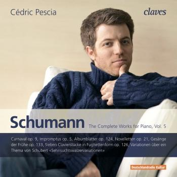 Cover Schumann: The Complete Works for Piano, Vol. 5