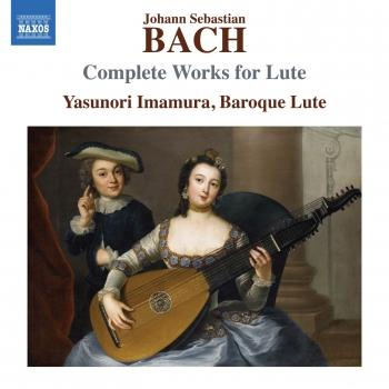 Cover Bach: Complete Works for Lute
