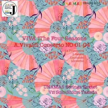 Cover ViVa The Four Seasons
