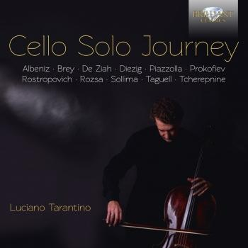 Cover Cello Solo Journey