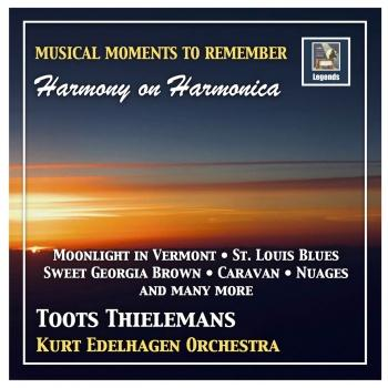 Cover Musical Moments to Remember: Toots Thielemans 'Harmony on Harmonica' (Remastered)