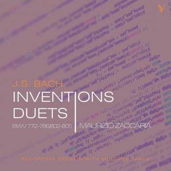Cover J.S. Bach: Inventions & Duets