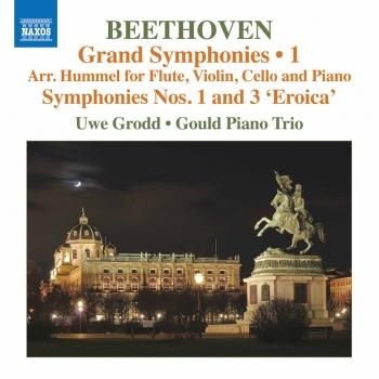 Cover Beethoven: Symphonies Nos. 1 & 3 (Arr. J. N. Hummel for Flute & Piano Trio)