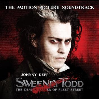 Cover Sweeney Todd: The Demon Barber of Fleet Street (The Motion Picture Soundtrack)