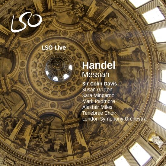 Cover Handel: Messiah