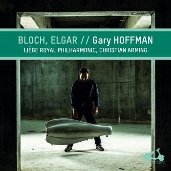 Cover Bloch & Elgar: Cello Works