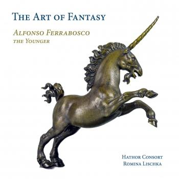 Cover Ferrabosco II: The Art of Fantasy