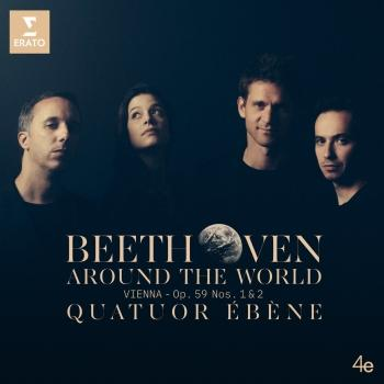 Cover Beethoven Around the World: Vienna, Op. 59 Nos 1 & 2