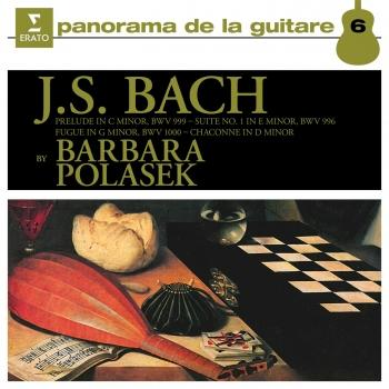 Cover Bach: Guitar Pieces, BWV 996, 999 & 1000 (Remastered)