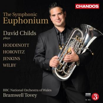 Cover The Symphonic Euphonium