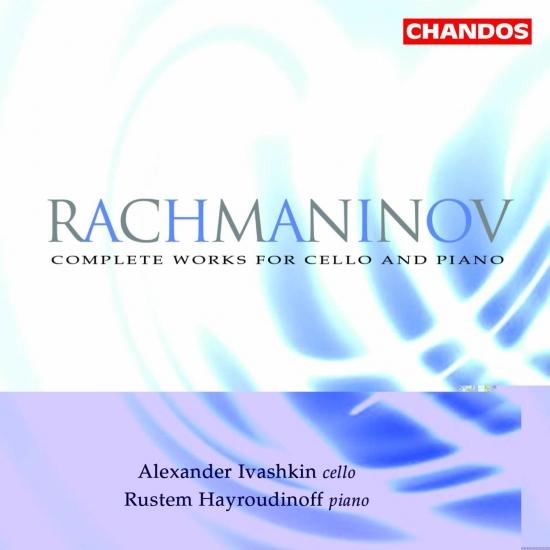 Cover Rachmaninov: Complete Works for Cello and Piano