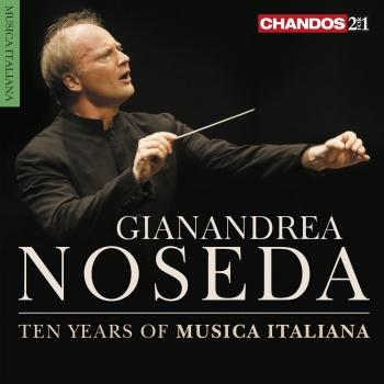 Cover Ten Years of Musica Italiana