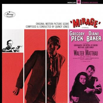 Cover Mirage (Remaster) Original Motion Picture Score