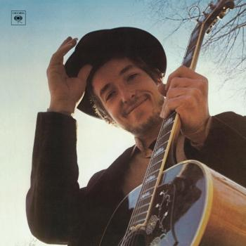 Cover Nashville Skyline