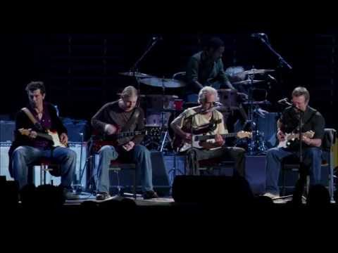 Video Eric Clapton with JJ Cale - Anyway The Wind Blows (Live From San Diego)
