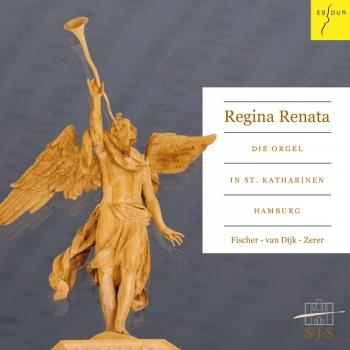 Cover Regina Renata - Die Orgel in St. Katharinen Hamburg
