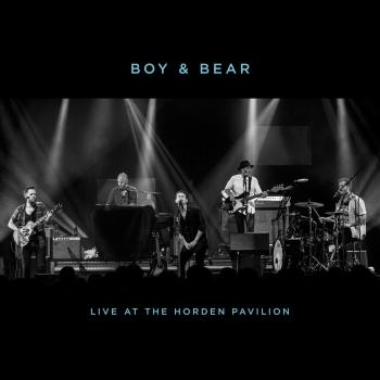 Cover Live at the Hordern Pavilion