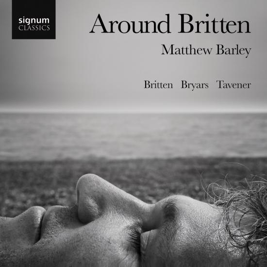 Cover Around Britten