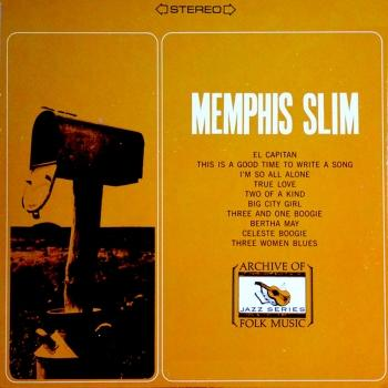 Cover Memphis Slim (Remastered)