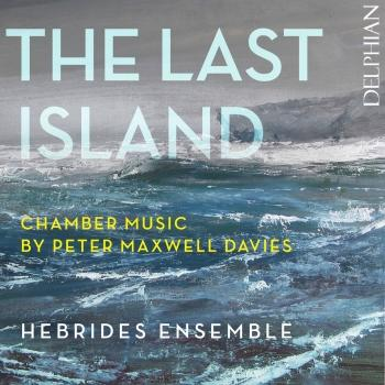 Cover The Last Island