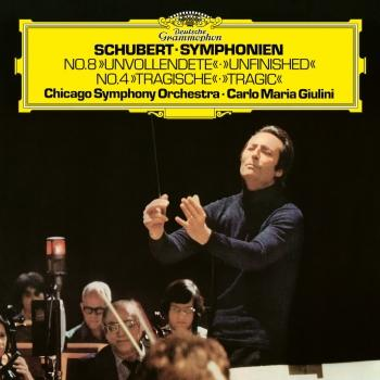 Cover Schubert: Symphony No.4 in C minor, D.417 / Symphony No.8 in B minor, D.759 (Remastered)