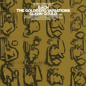 Cover Bach: The Goldberg Variations, BWV 988 (1955 Recording, Rechannelled for Stereo) (Remastered)