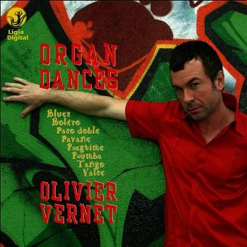 Cover Organ Dances (Remastered)