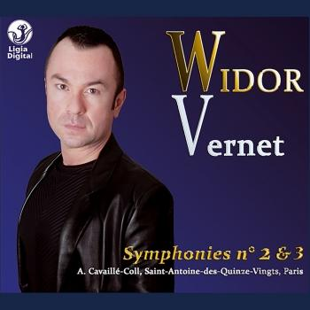 Cover Widor: Symphonies Nos. 2 & 3 (Remastered)