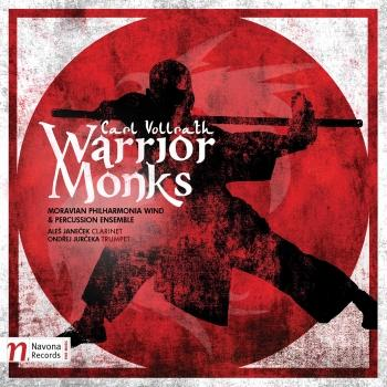 Cover Carl Vollrath: Warrior Monks