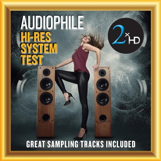 Cover Audiophile Hi-Res System Test