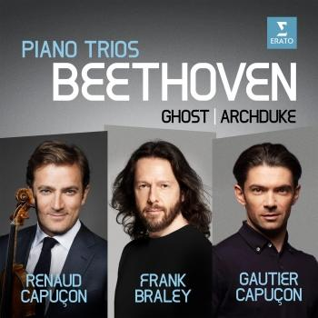 Cover Beethoven: Piano Trios No. 5, 'Ghost' & No. 7, 'Archduke'